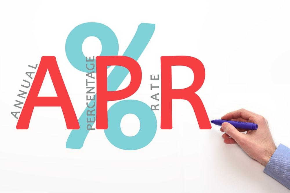 bridging loan APR